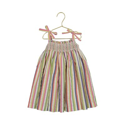 Petit Atelier Isabella Boho Stripe Dress