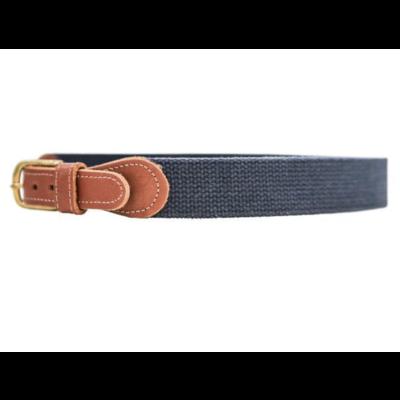 J. Bailey Buddy Navy Belt