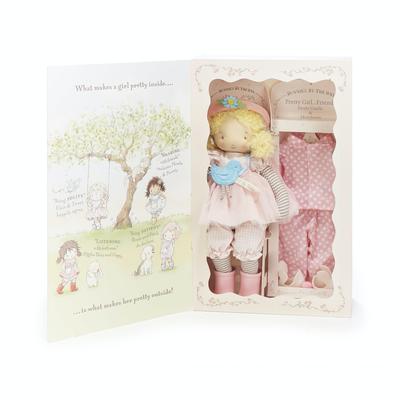 Bunnies By The Bay Elsie Girl Friend Gift Set