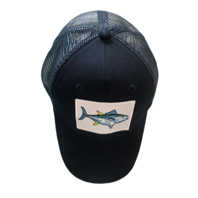 J. Bailey Navy Fish Hat