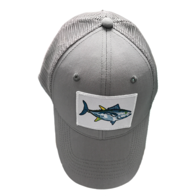 J. Bailey Grey Fish Hat