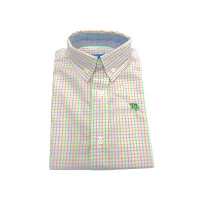J. Bailey Roscoe Easter Basket Button-down