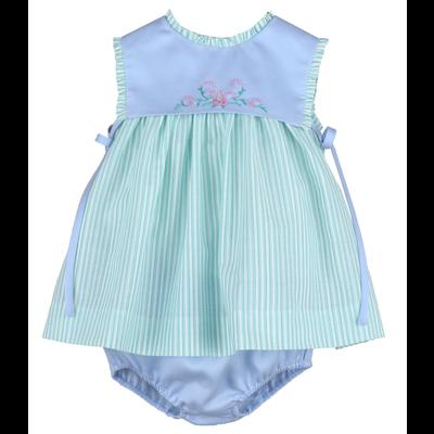 Sophie & Lucas Spring Stripe Dress