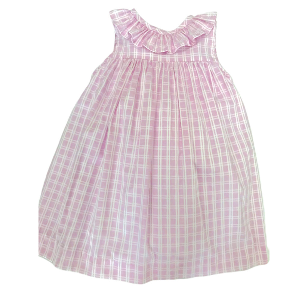 Funtasia Too! Pink Check Float Dress
