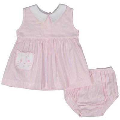 Pixie Lily Kitty Smock & Bloomer