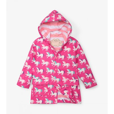 Hatley Mystical Unicorns Raincoat