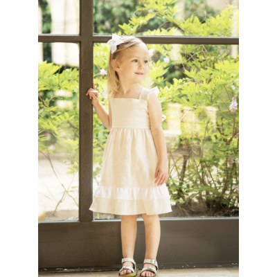 Lullaby Set Rachel Dress Linen