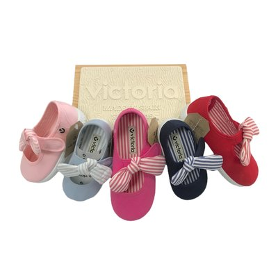 Victoria Victoria Mary Jane Bow Shoes