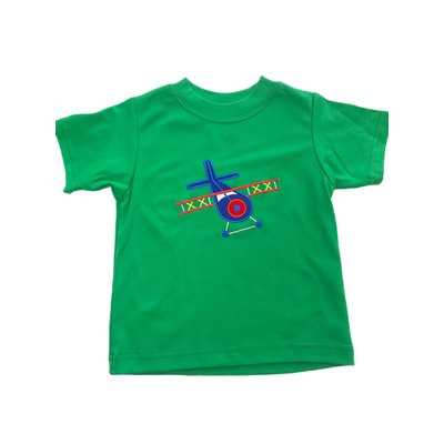 Claire & Charlie Airplane Top