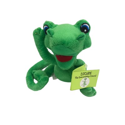 Legare the Lowcountry Lizard Plush