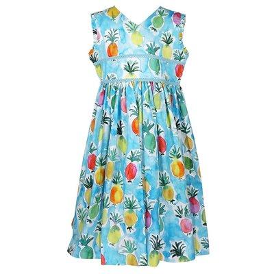 Le' Za Me Fay Pineapple Party Dress