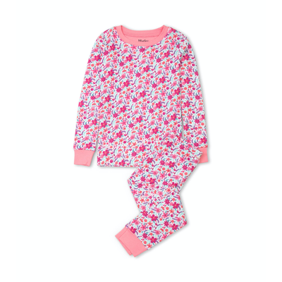 Hatley Summer Garden PJ Set