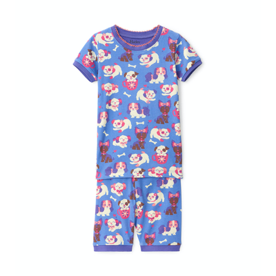 Hatley Puppy Love Short PJ