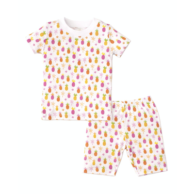 Kissy Kissy Prismatic Pineapple PJ  Set