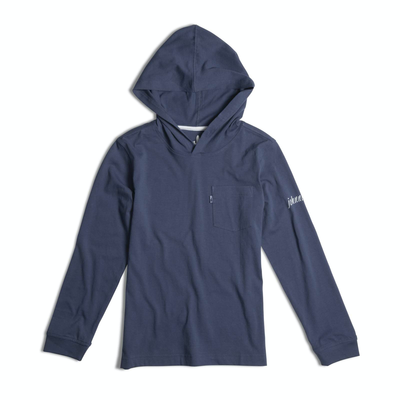 Johnnie- O Eller Long Sleeve Hooded Tee (Two Colors Available)