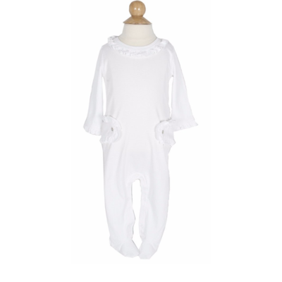 Lila & Hayes Lucy Footed Romper