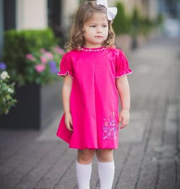 The Proper Peony Royal Wishes Dress