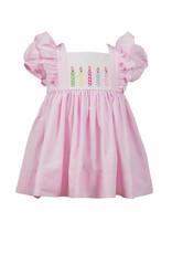 The Proper Peony Birthday Dress