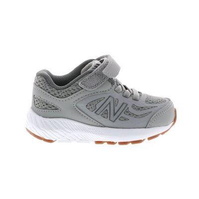 New Balance Grey Youth (Velcro)