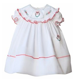 Sophie & Lucas Merry Wreath Dress