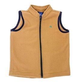 J Bailey Saddle Fleece Vest