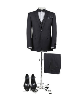 RENOIR Charcoal Suit 202-01