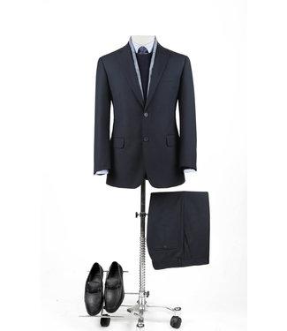 RENOIR Dark Navy Suit 201-2