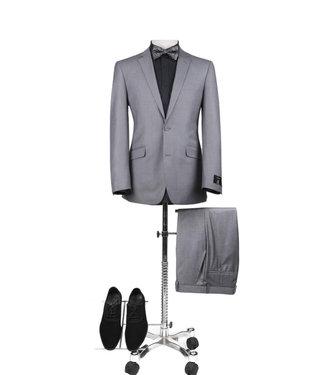RENOIR Light Grey Suit 202-2
