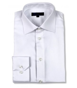 Blu Dress Shirt WHITE