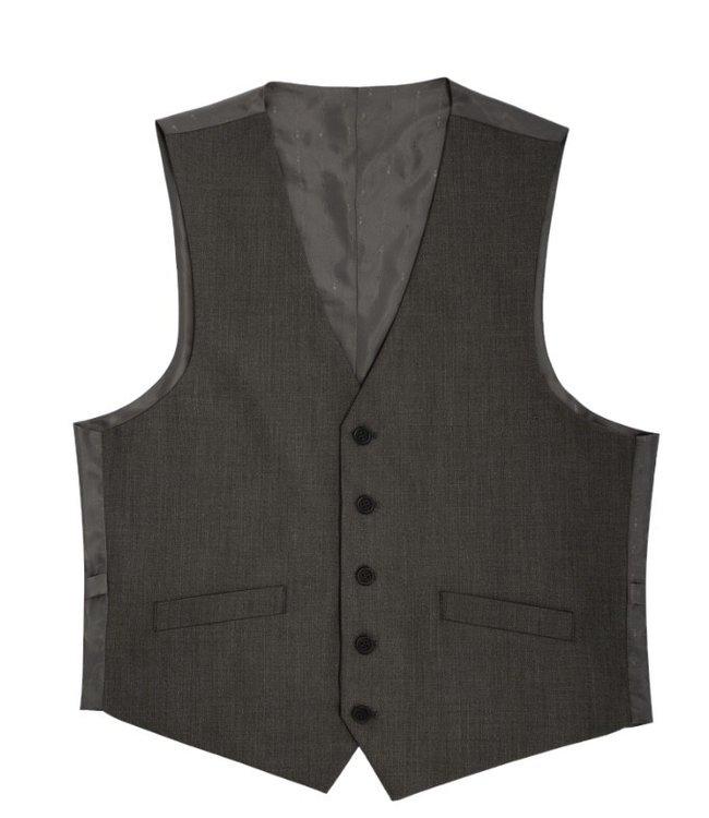 RENOIR Vest Charcoal