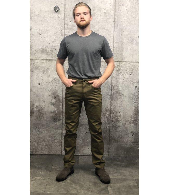 Point Zero Flex Burnt Green Khaki