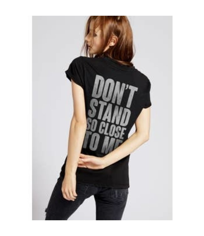 Recycled Karma The Police Don't Stand So Close To Me TEE