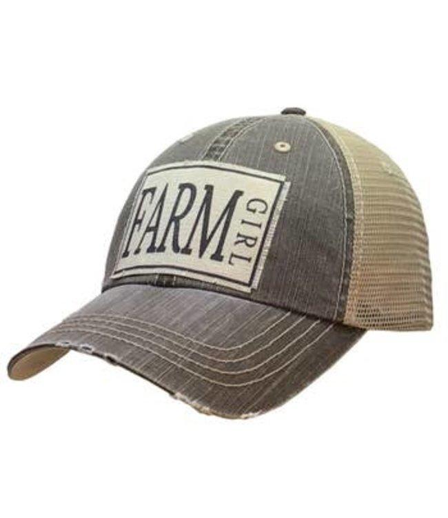 Vintage Life Farm Girl Hat