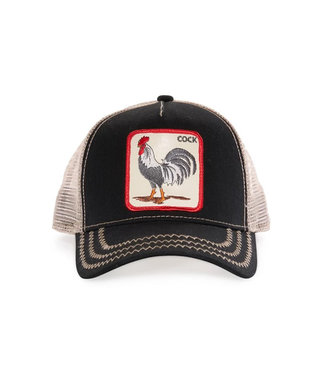 Goorin Bro's Hats ROOSTER - BLACK