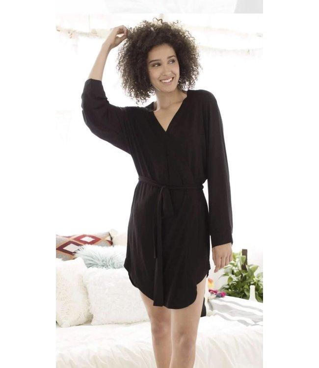 HoneyDew Intimates All American Jersey Robe
