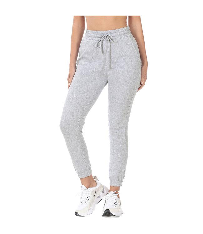 #wearfnf Cotton Jogger Sweatpant - HEATHER GREY