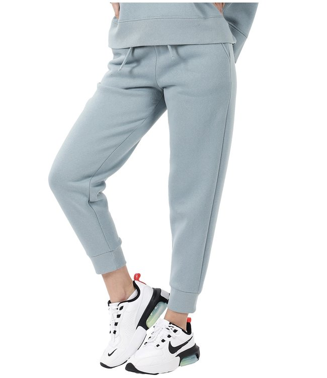 #wearfnf FRENCH TERRY Relaxed Fit Jogger Sweatpant - BLUE GREY