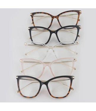 #wearfnf Blue Light Block Cat Eye Glasses