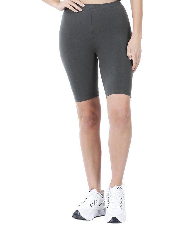 #wearfnf Biker Shorts - ASH GREY