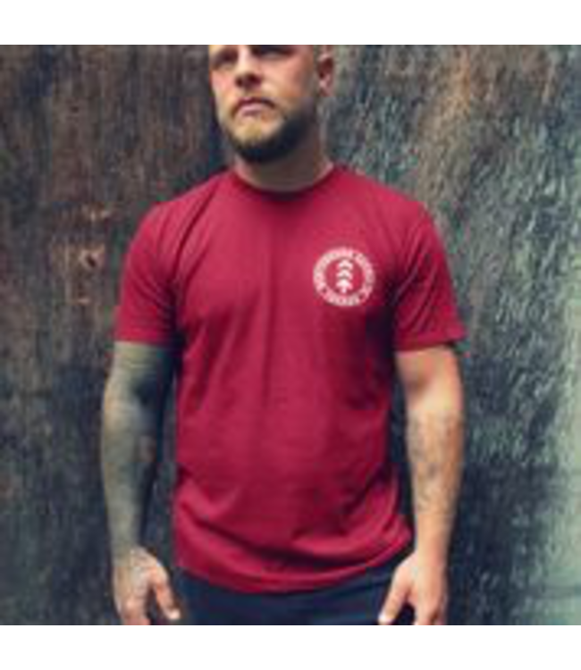 Northbound Supply Co. Rooted in the Wilderness T-Shirt -