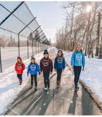 Vixxon Hockey Company Youth Hoodie - BLUE