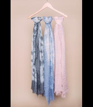 Orb Scarf - Tie Dye
