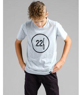 22Fresh YOUTH High Rise Tee -