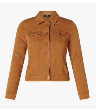 Yest GIA Jacket - NATURAL BROWN