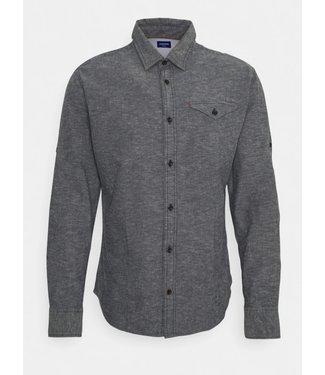 Jack & Jones FORT Shirt - NAVY BLAZER
