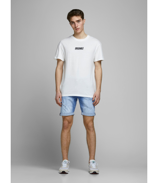 Jack & Jones Original Denim Shorts - BLUE DENIM