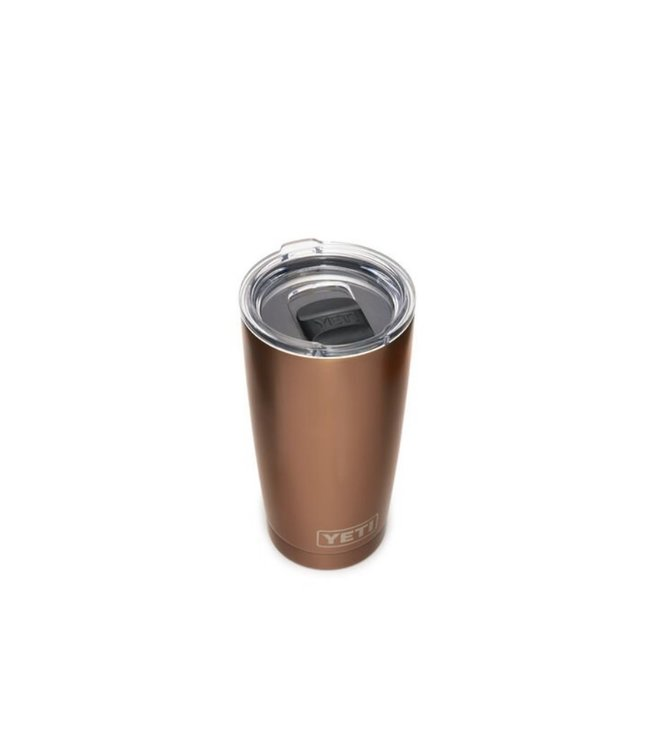 Yeti 20oz Tumbler with Magslider Lid - COPPER