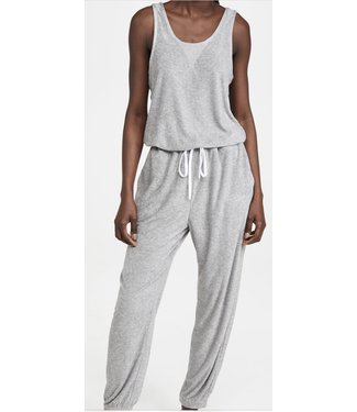 HoneyDew Intimates Just Chillin Terry Cloth Jumpsuit -
