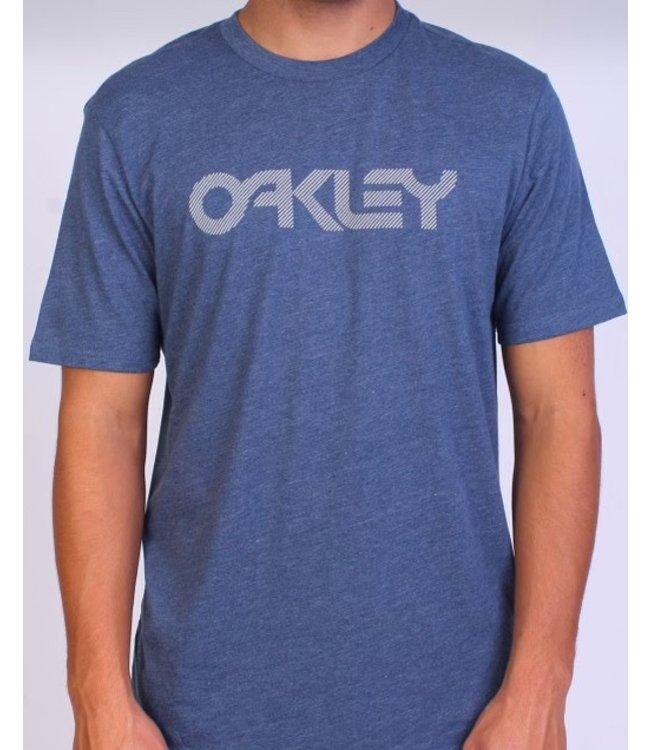 Oakley Sketch Logo Tee - UNIVERSAL BLUE