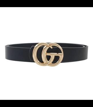#wearfnf GE Belt Buckle Belt - BLACK